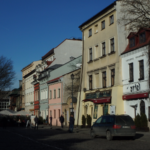 Ulice Szeroka v Krakově