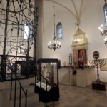 Stará synagoga v Krakově