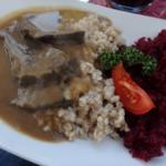 Tradiční polské či židovské jídlo