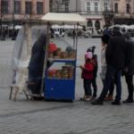 Preclíky v Krakově