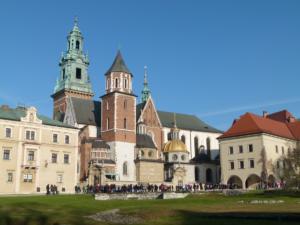 Wawelská katedrála
