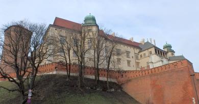 Královský hrad na Wawelu