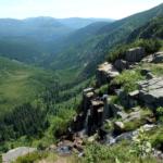 Krkonoše - Pančavský vodopád