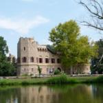 Lednickovaltický areál - Janův hrad