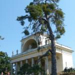 Lednickovaltický areál - Apollónův chrám