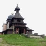 Pustevny - Radhošť a kostel sv. Cyrila a Metoděje