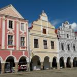 Telč - náměstí