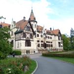 Zoo Zlín - zámek Lešná