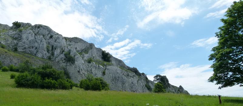 Pavlovské vrchy a vápencové skály