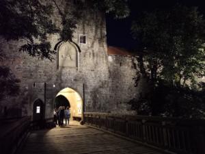 Noční prohlídka hradu Helfštýn