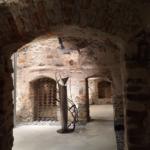 Nově zrekonstruovaný hradní palác