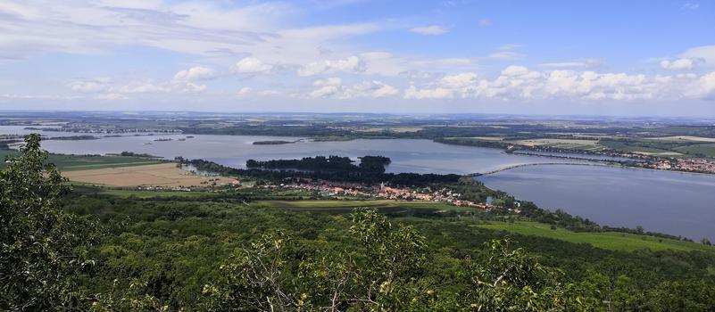 Výlety po ČR: Vodní nádrž Nové mlýny