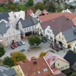 Náměstí ve Štramberku