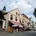 Štramberská trúba a náměstí