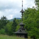 Zvonička zdobící Pustevny