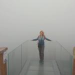 Stezka v oblacích Valaška