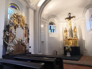 Kaple Nalezení sv. Kříže