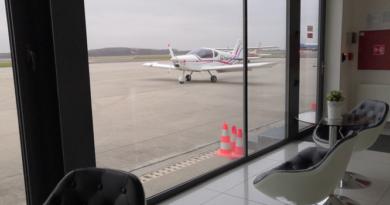 Pilotování letadla