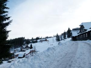 Lyžařské středisko Kasárne