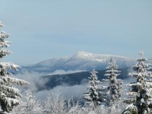 Pohled na Lysou horu